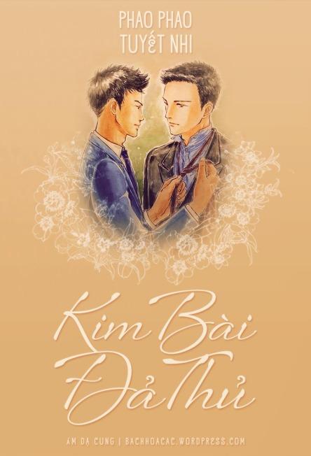 Bìa tự chế =)) Credit: Lục Phương, Ylang Ylang