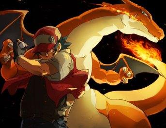 Rồng Lửa của nhân vật Red trong Pokemon. Ở đây ý nói tay Biên Nam bị phỏng do Black Rock Shooter bắn, còn Vạn Phi nói con rồng ý bảo vết bỏng của Biên Nam khá nặng, như bị rồng phun lửa vậy :))