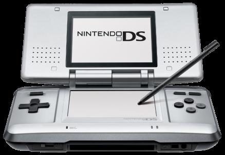 NDS = Nintendo DS