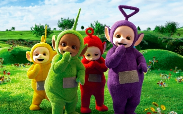 Teletubbies - ep 1